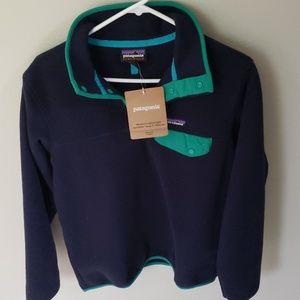 ♡Brand new patagonia synchilla pullover♡